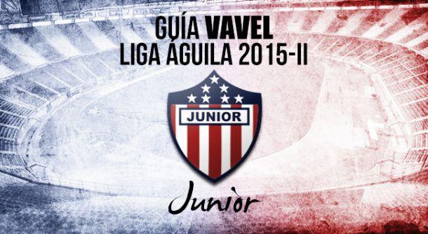 Guía VAVEL Liga Águila 2015-II: Atlético Junior