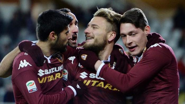 Immobile torna a far sorridere il Torino. Poker al Frosinone che riporta entusiasmo