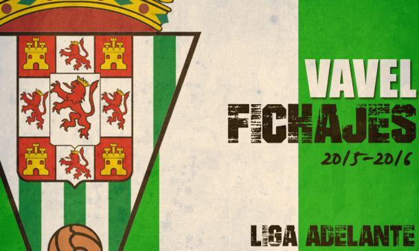 Fichajes del Córdoba CF en vivo y en directo online, temporada 2015/2016