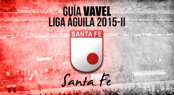 Guía VAVEL Liga Águila 2015-II: Santa Fe