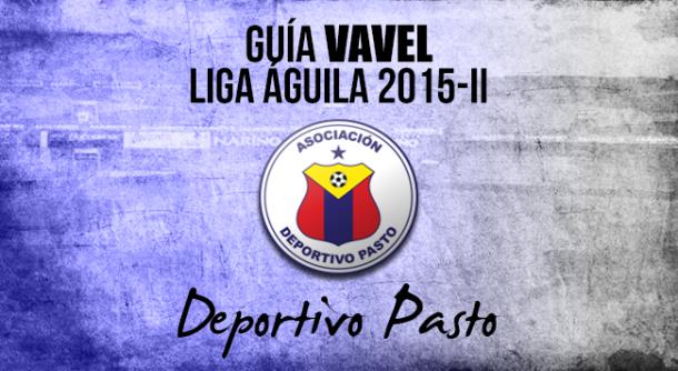 Guia VAVEL Liga Águila 2015-II: Pasto