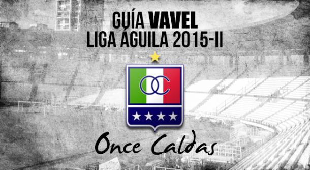 Guía VAVEL Liga Águila 2015-II: Once Caldas