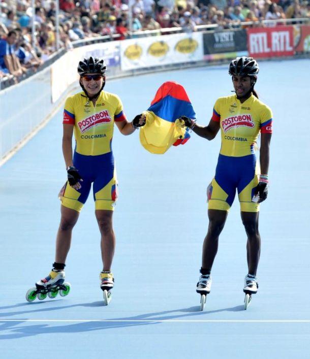 Colombia se corona campeona mundial de patinaje anticipadamente