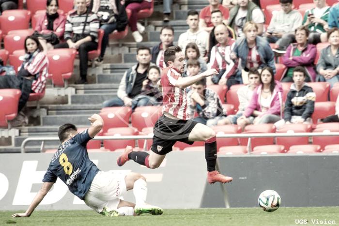 Iriondo llega cedido al Granada procedente del Athletic Club