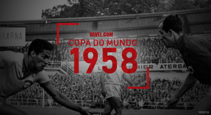 Copa do Mundo VAVEL: a história do Mundial de 1958