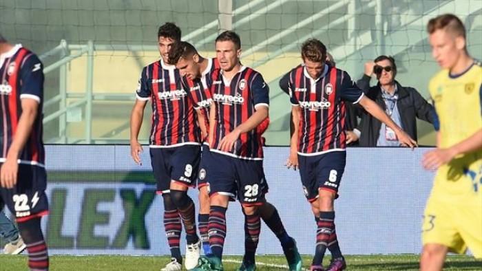 """FC Crotone, Falcinelli suona la carica: """"Dobbiamo continuare a fare bene"""""""