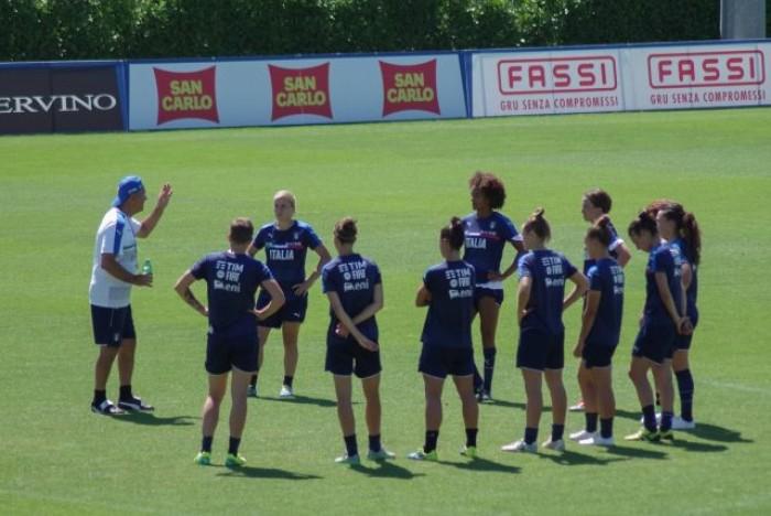 Antonio Cabrini names his Italy squad for Women's Euro 2017