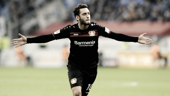 Milan, Calhanoglu fissa l'obiettivo:
