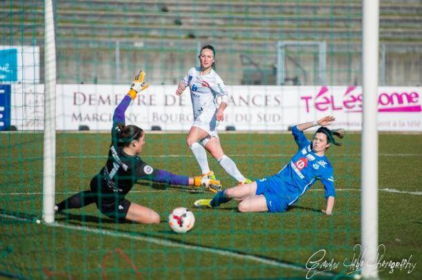 Victoire minimale pour le FCF Juvisy