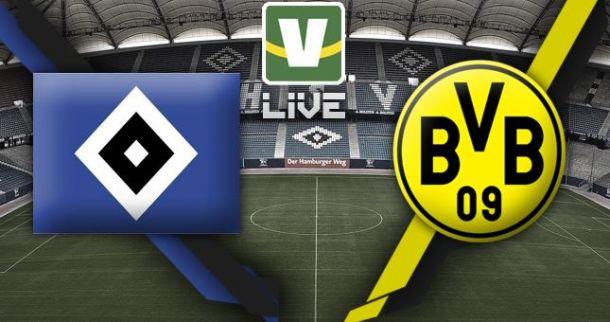 Hamburgo x Borussia Dortmund, Bundesliga