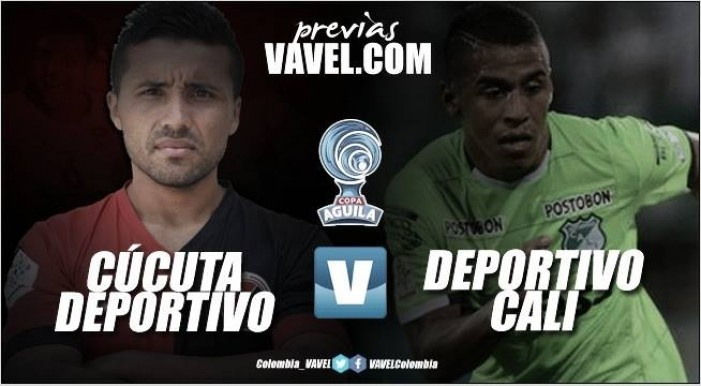 Previa Cúcuta- Cali: estreno 'glorioso' en la Copa Águila