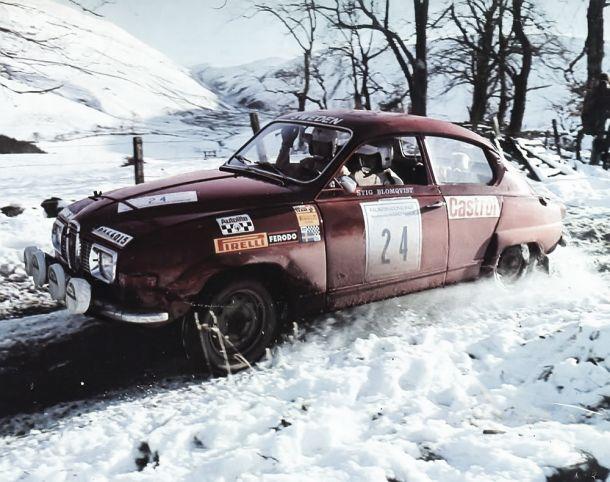 Historia del rally más invernal