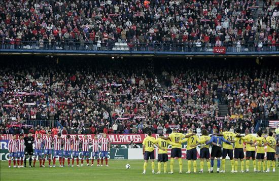 El Atlético de Madrid homenajeará a socios y aficionados ya fallecidos