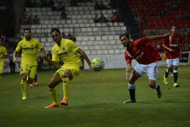 Nàstic y Villarreal empatan desde los once metros