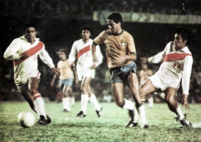 Após 41 anos, Peru volta a ser algoz do Brasil na Copa América