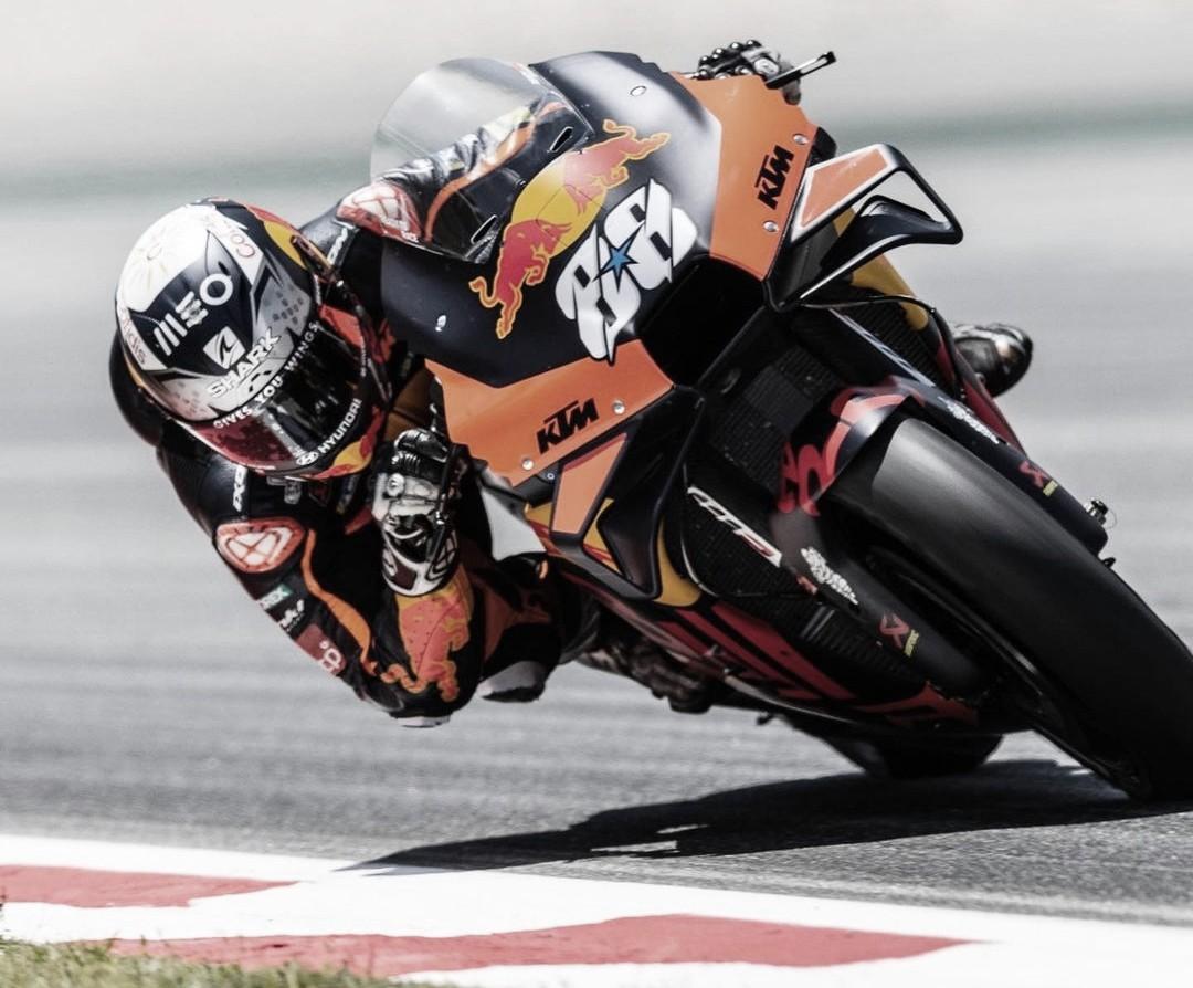 Oliveira registra el mejor tiempo del FP2