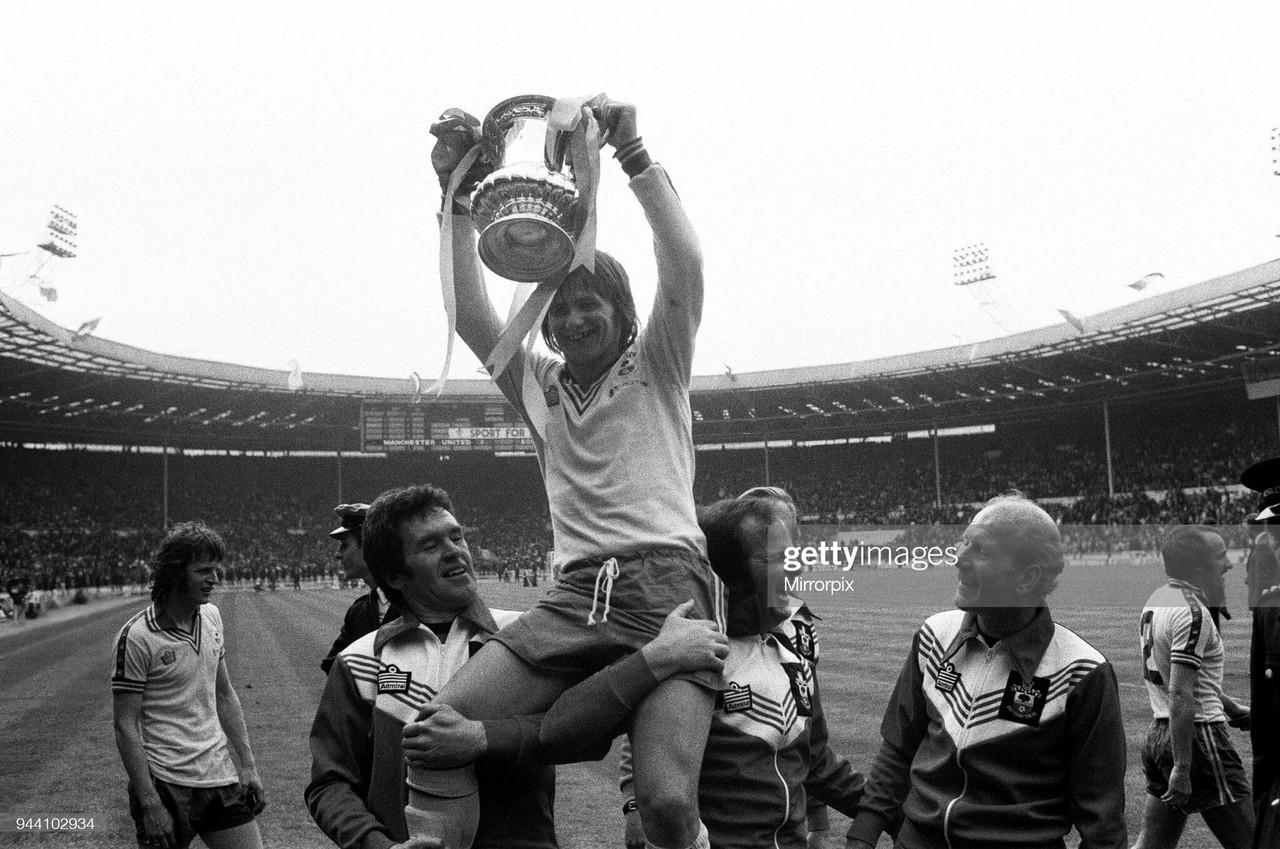 Saints' Best Wembley Days