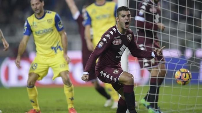 Il Torino vede l'Europa con Iago Falqué: 2-1 al Chievo