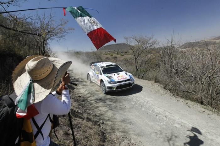 México recibe al WRC