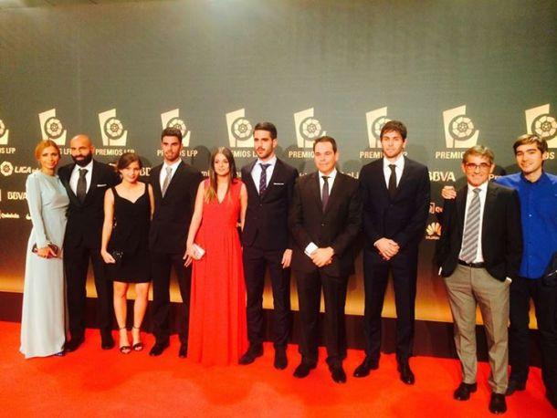 El Dépor de Vázquez, protagonista en la gala de la Liga