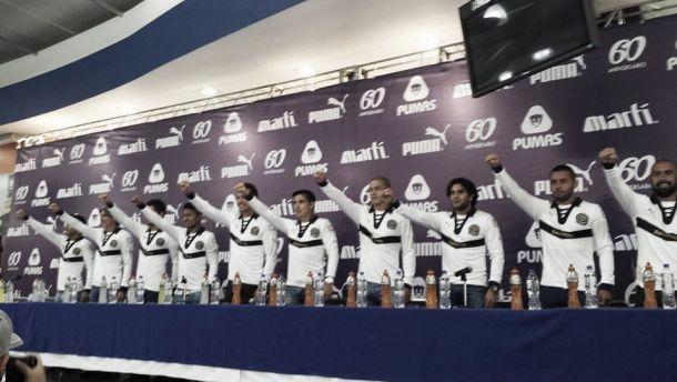 Puma presenta su último jersey con el equipo universitario