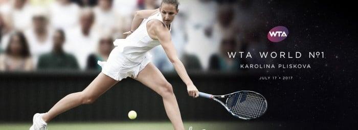 Com eliminações de Kerber e Halep, Pliskova assume o topo do ranking da WTA