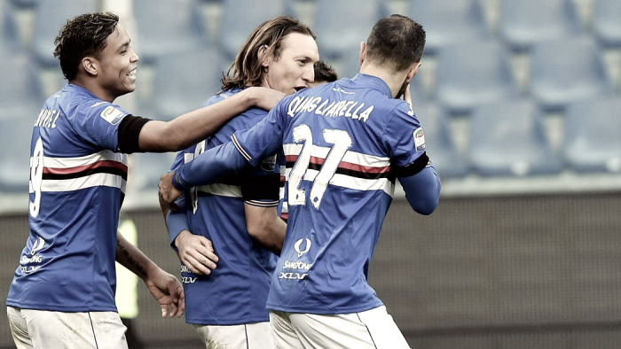 Serie A: la Sampdoria pensa alla difesa