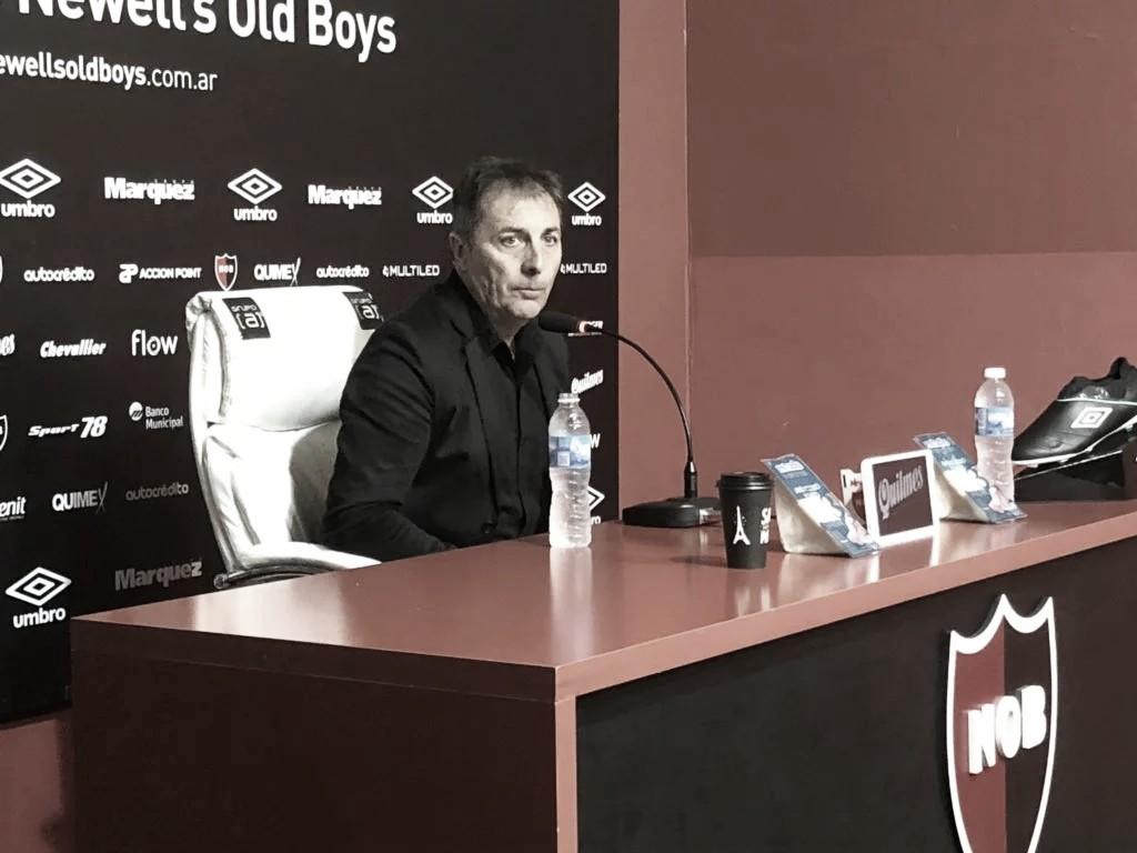 """Frank Kudelka: """"El equipo estuvo muy ansioso"""""""