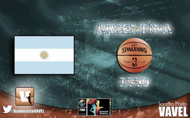 Historia de los Mundiales: Argentina 1990