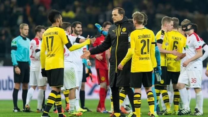 Bundesliga, stop Dortmund. Male Schalke e Gladbach, ok Eintracht