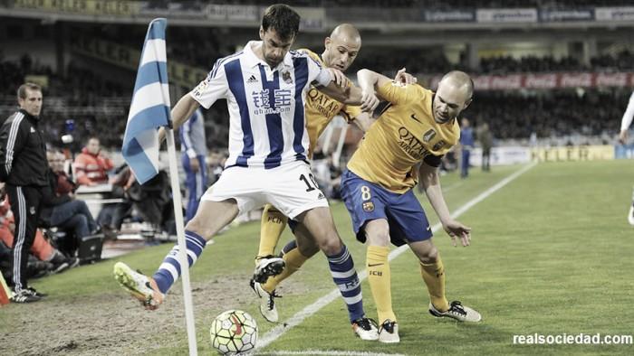 Real Sociedad y Barcelona unidos por varias curiosidades