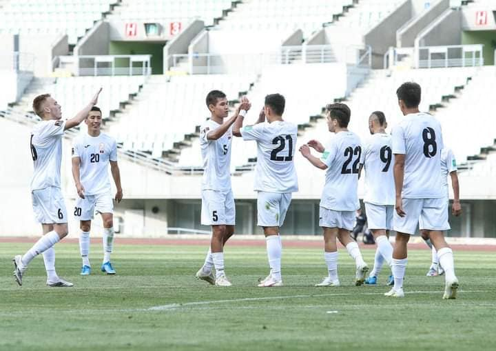 Kyrgyzstan national football team