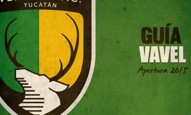 Guía VAVEL Apertura 2015: Venados FC