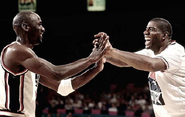 Magic vs Jordan: un último baile