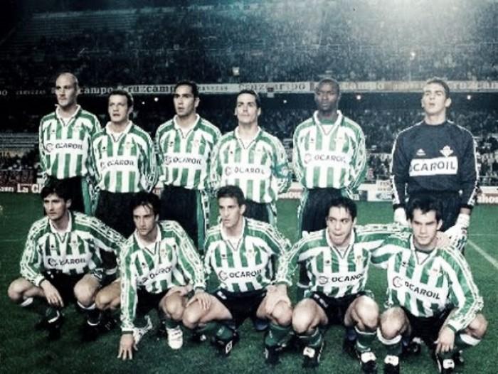 Duelos históricos: Celta de Vigo 1-2 Real Betis