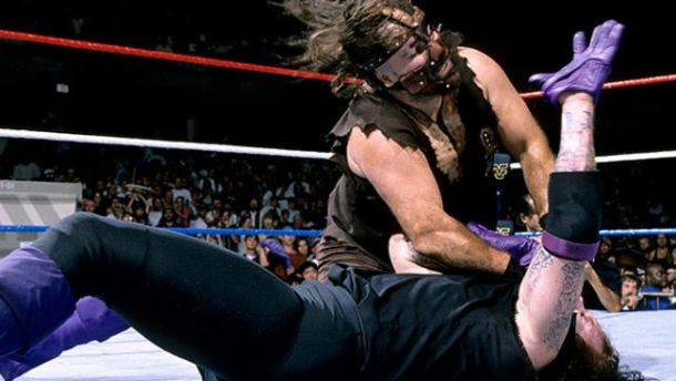 Classic Feud Of The Week: Mankind Vs The Undertaker