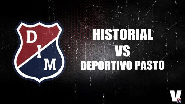 Historial: Independiente Medellín vs Deportivo Pasto