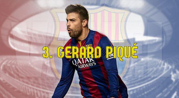 FC Barcelona 2015/16: Gerard Piqué