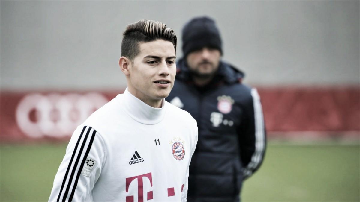 Bayern de Munique irá exercer direito de compra de James Rodríguez