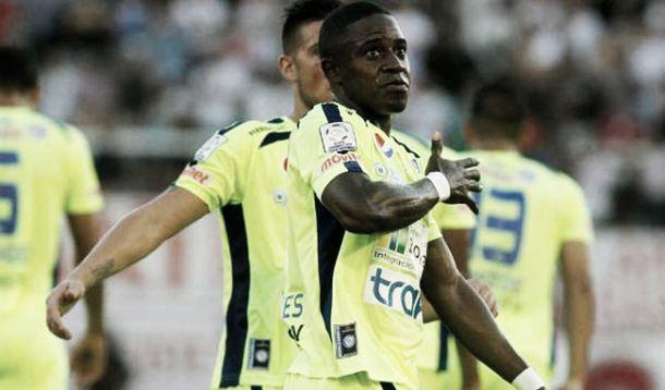 Zamir Valoyes es nuevo delantero de Atlético Junior