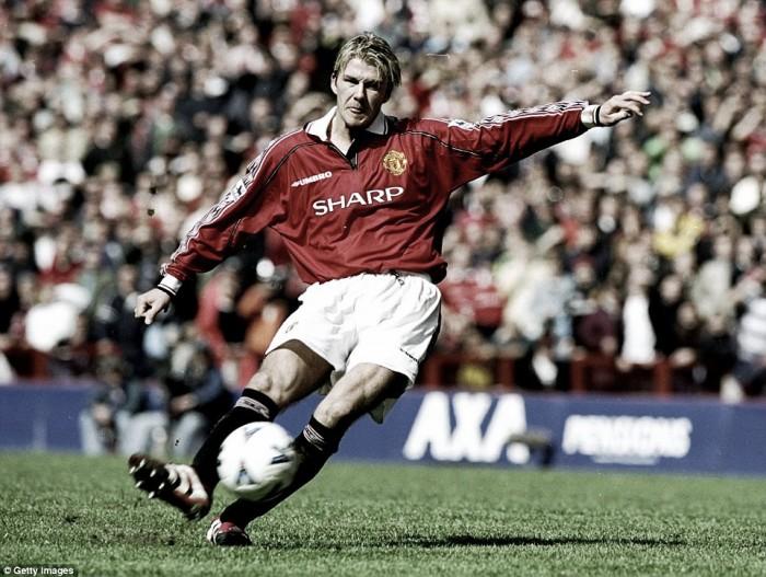 David Beckham backs Mourinho for United success