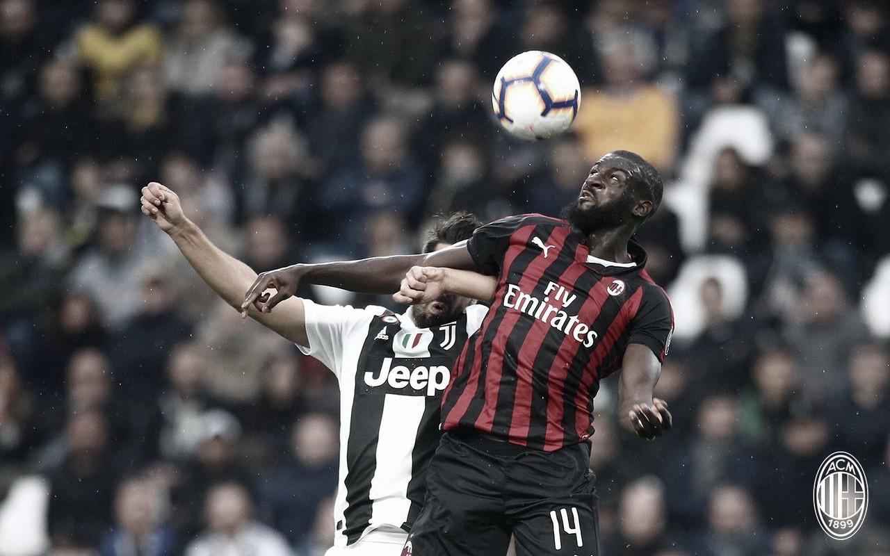 Juventus derrota Milan de virada e torce por tropeço de Napoli para conquistar Italiano