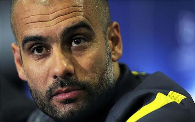 """Guardiola: """"La emoción que siento es parecida a la de otros años"""""""