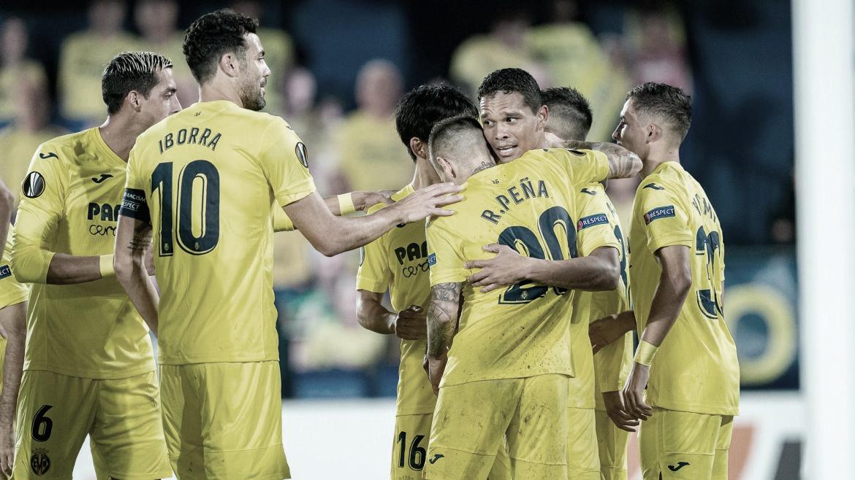 Resumen del Maccabi Tel Aviv 1 - 1 Villarreal