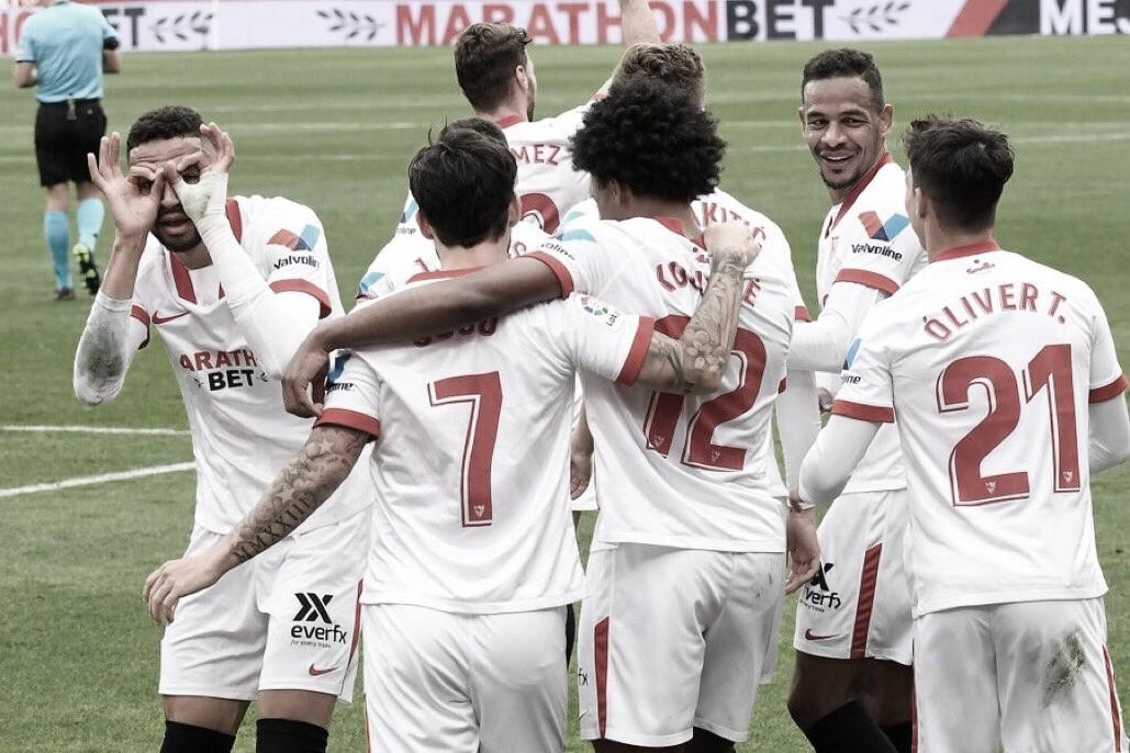 Imagen: @SevillaFC