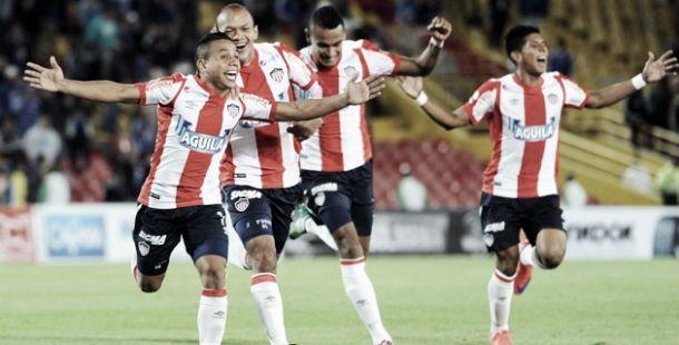 11 años después, Junior vence a Millonarios en Bogotá