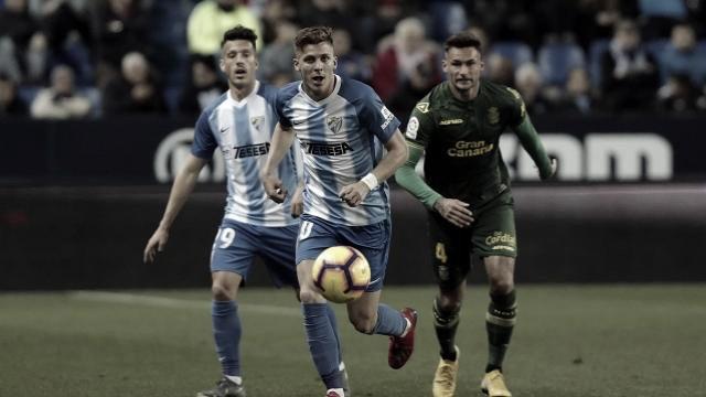 Empate a nada del Málaga CF