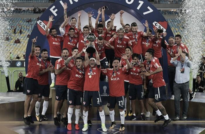 Título do Independiente na Sul-Americana garante América nas oitavas da Copa do Brasil