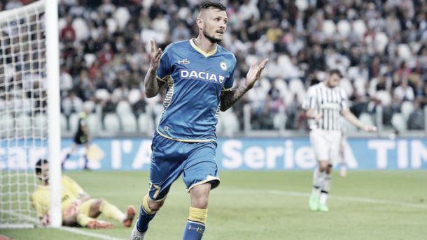 Incredibile, l'Udinese espugna lo Juventus Stadium