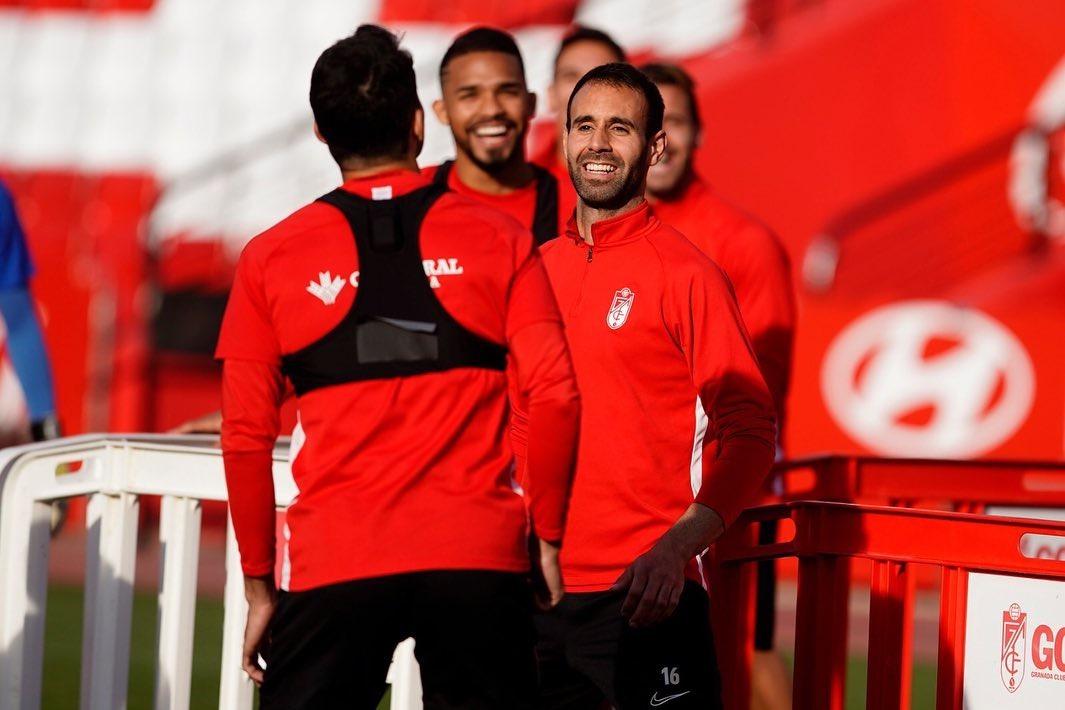 El Granada CF viaja a Bilbao con todos los jugadores disponibles